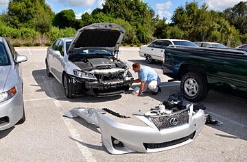 Car body repair course london 16