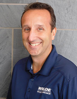 Chris Niemic Service Director at Wilde Chrysler Jeep Dodge Ram