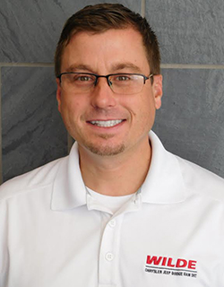 Chris Schaefer New Car Sales Consultant at Wilde Chrysler Jeep Dodge Ram