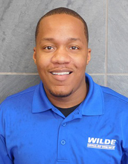 Demetrius Diggs New Car Sales Consultant at Wilde Chrysler Jeep Dodge Ram