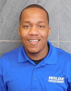 Demetrius Diggs New Car Sales Consultant at Wilde Chrysler Jeep Dodge Ram