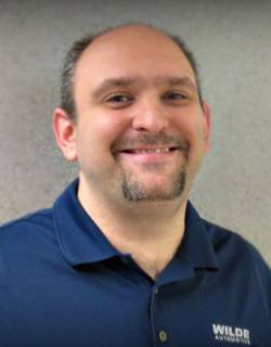 Kevin Thomm Parts Manager at Wilde Chrysler Jeep Dodge Ram