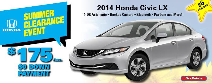 Honda Civic LX Special