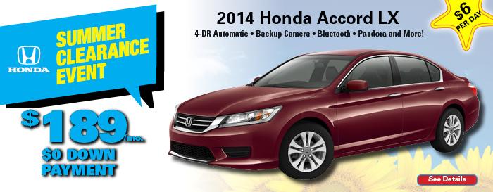 Honda Accord LX Special