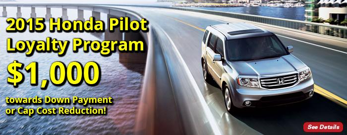 Honda-Pilot-Loyalty-Program