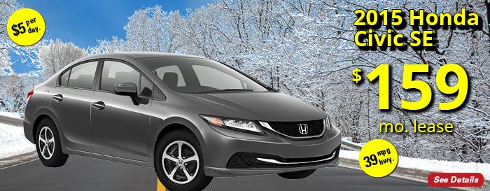 2015 Honda Civic Special