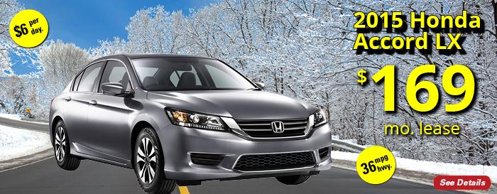 The 2015 Honda Accord