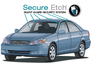 secure etch silent guard security system