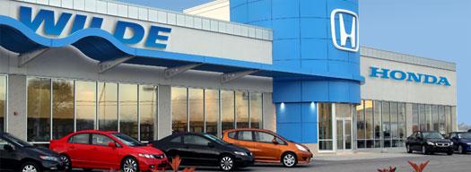 Wilde Honda Dealer Milwaukee