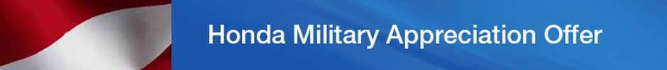 Honda Sarasota Military Appreciaton Discount