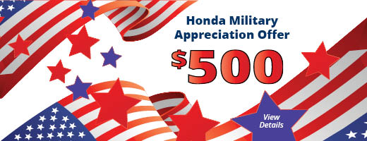 Honda Military Appreciation
