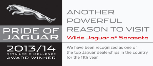 Wilde Jaguar Pride of Jaguar
