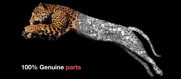 Genuine Jaguar Parts