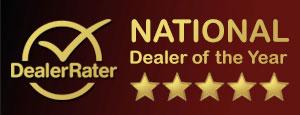 Wilde Jaguar DealerRater Dealer of the Year