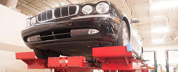 sarsota jaguar mechanic