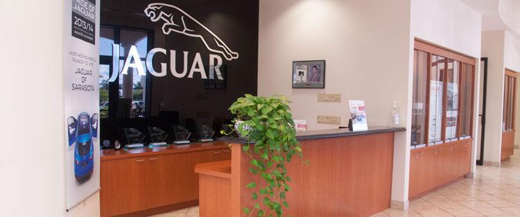 Wilde Jaguar of Sarasota Reception