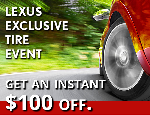 Parts And Service Specials At Wilde Lexus