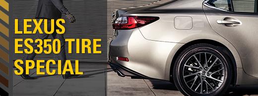 We Honor Lexus Competitor Estimates