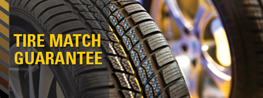 Tire Match Guarantee