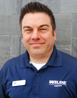 Corey Knoelke New Car Sales Consultant at Wilde Subaru