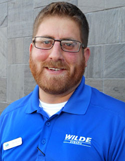 Matt Marman New Car Sales Consultant at Wilde Subaru