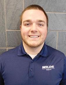 Matt Horne New Car Sales Consultant at Wilde Subaru