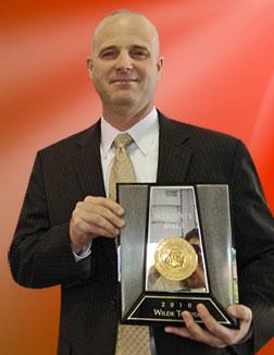 Joe Zanella Wilde Toyota President's Award