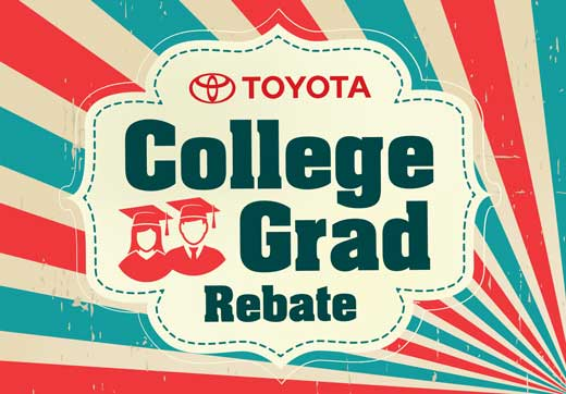 Milwaukee Toyota College Graduate Rebate