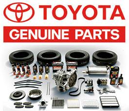 Genuine Toyota Parts in Milwaukee