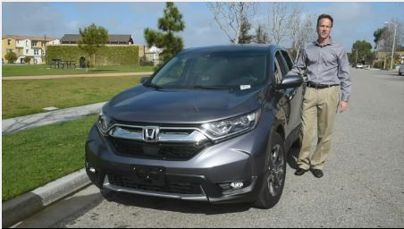 Honda CR-V Video Test Drive Milwaukee