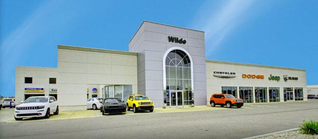 Wilde Chrysler Jeep Dodge Ram New Chrysler Dodge Jeep Ram - Dealer chrysler