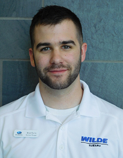Brad Farris Used Car Sales Consultant at Wilde Subaru