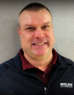 Brian Hawes Service Consultant at Wilde Chrysler Jeep Dodge Ram