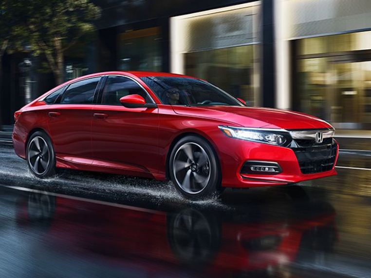 2018 Honda Accord Now Available!