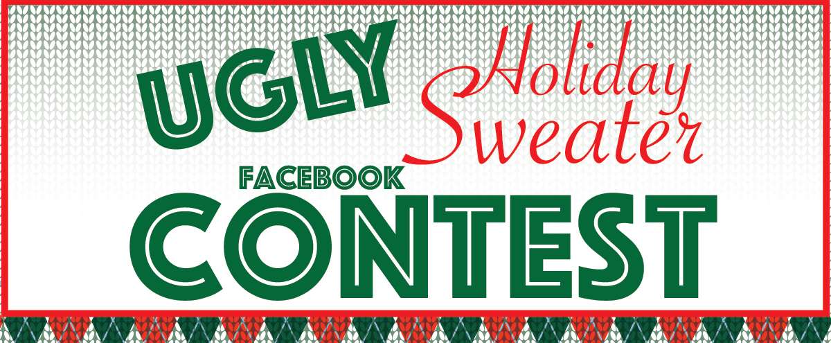 Ugly Sweater Facebook Contest