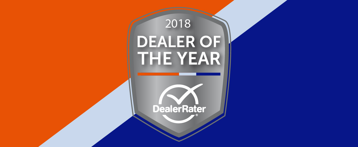 Wilde East Towne Honda Wins 2018 DealerRater Honda Dealer of the Year Award