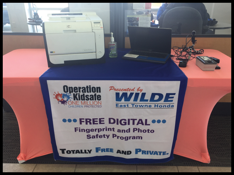 Wilde East Towne Honda is a Regional Safety Center