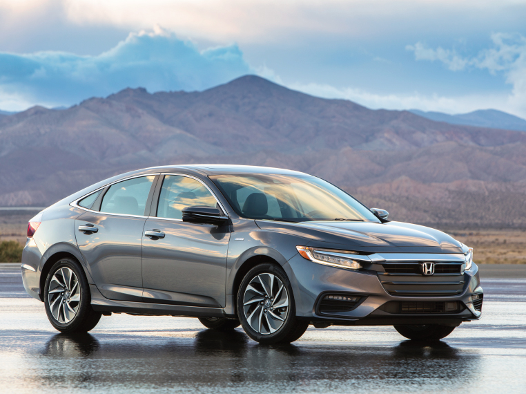 2019 Honda Insight Prototype Revealed!