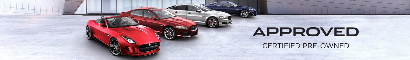 Jaguar Approved Certified Pre-Owned in Sarasota