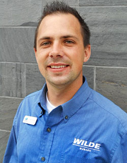 Alex Korotko New Car Sales Consultant at Wilde Subaru