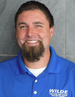 Colin Horsch Used Car Sales Consultant at Wilde Subaru