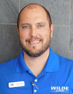 Teddy Franklin New Car Sales Consultant at Wilde Subaru